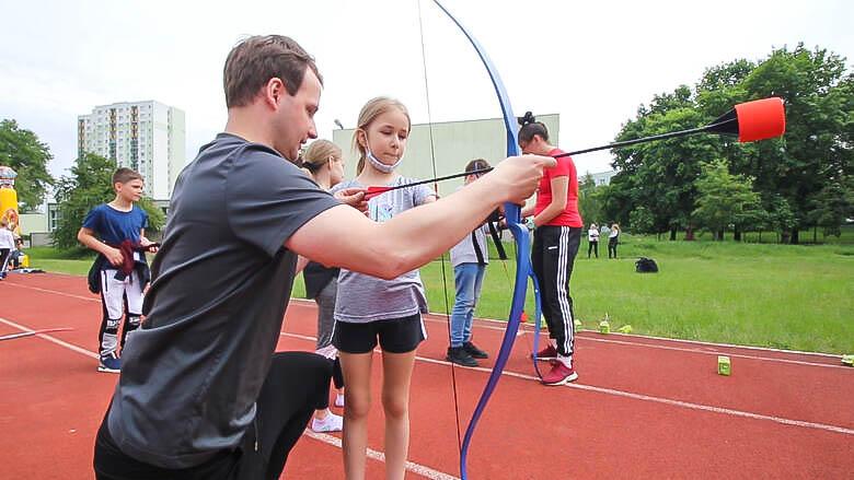 Archery Tag Poznań - Smile Games